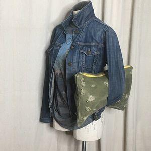 Post-Consumer Clutch Bag